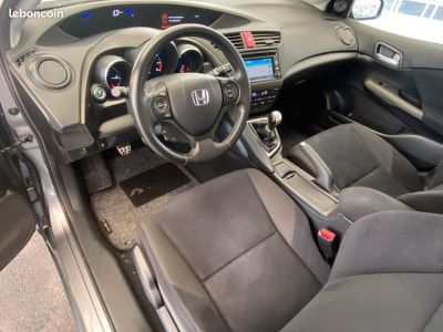 Honda CIVIC 1.8 I-Vtec 142 Executive Navi 1ère Main 40'000 Km - <small></small> 14.990 € <small>TTC</small> - #3