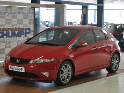 Honda CIVIC 2.2 i-CDTI 140 EVOLUTION - <small></small> 9.490 € <small>TTC</small>