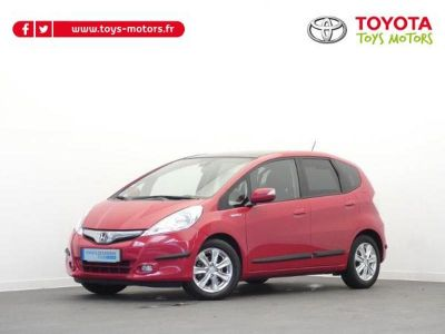 Honda JAZZ 1.3 i-VTEC 88 Hybrid Luxury