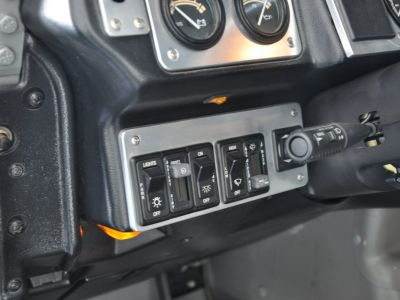 Hummer H1 6.5 V8 TD OPEN TOP - <small>A partir de </small>990 EUR <small>/ mois</small> - #11