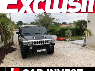 Hummer H2 pack luxury - <small></small> 63.000 € <small>TTC</small> - #1