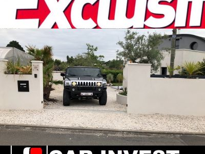 Hummer H2 pack luxury - <small></small> 63.000 € <small>TTC</small> - #2