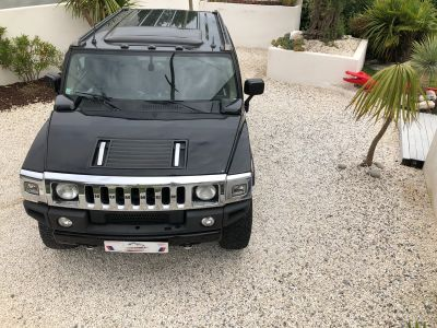 Hummer H2 pack luxury - <small></small> 63.000 € <small>TTC</small> - #7