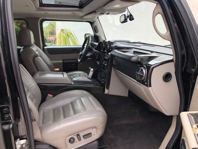 Hummer H2 pack luxury - <small></small> 63.000 € <small>TTC</small> - #12