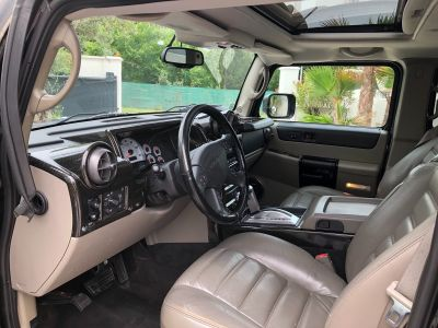 Hummer H2 pack luxury - <small></small> 63.000 € <small>TTC</small> - #15