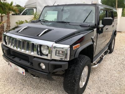 Hummer H2 pack luxury - <small></small> 63.000 € <small>TTC</small> - #20