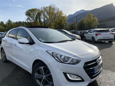 Hyundai i30 1.6 CRDI 110CH BLUE DRIVE BUSINESS 5P - <small></small> 8.990 € <small>TTC</small> - #2