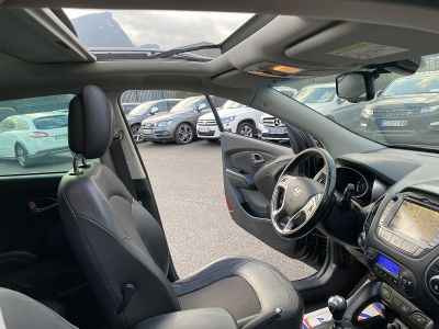 Hyundai ix35 1.7 CRDI 115CH PACK PREMIUM BLUE DRIVE - <small></small> 9.990 € <small>TTC</small> - #4