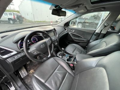 Hyundai SANTA FÉ FE III 2.2 CRDi 4WD 197cv - <small></small> 18.900 € <small>TTC</small> - #5