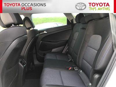 Hyundai TUCSON 1.7 CRDI 115ch Business 2017 2WD - <small></small> 19.490 € <small>TTC</small>