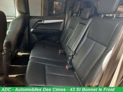 Isuzu D-MAX CREW CREW CAB 1.9TDi 163CH QUAZAR A/T BVA - <small></small> 30.600 € <small>TTC</small> - #4