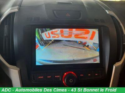 Isuzu D-MAX CREW CREW CAB 1.9TDi 163CH QUAZAR A/T BVA - <small></small> 30.600 € <small>TTC</small> - #8