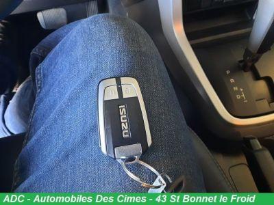 Isuzu D-MAX CREW CREW CAB 1.9TDi 163CH QUAZAR A/T BVA - <small></small> 30.600 € <small>TTC</small> - #9