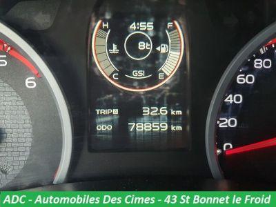 Isuzu D-MAX CREW CREW CAB PLANET 1.9TDi 163ch BV6 M/T - <small></small> 24.600 € <small>TTC</small> - #9