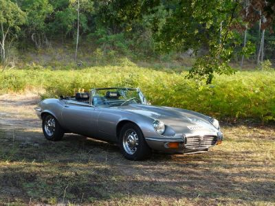 Jaguar E-Type 12 Cylindres, 5.3 L, Boite Mécanique, Hard Top - <small></small> 89.997 € <small>TTC</small>
