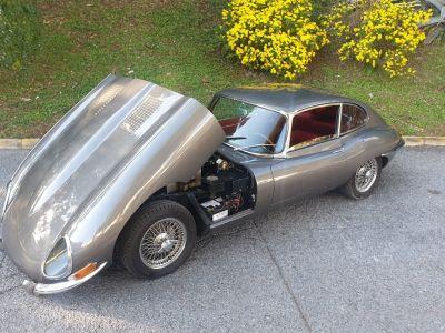 Jaguar E-Type 4.2 L - <small></small> 74.900 € <small>TTC</small>