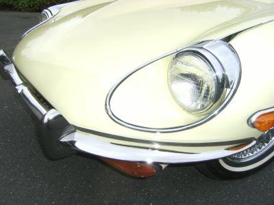 Jaguar E-Type 4.2 L Coupé 2+2 Série 2 - <small></small> 59.900 € <small>TTC</small> - #5