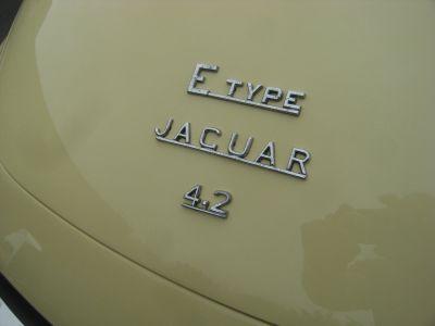 Jaguar E-Type 4.2 L Coupé 2+2 Série 2 - <small></small> 59.900 € <small>TTC</small> - #8