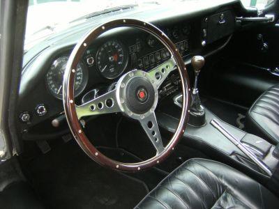 Jaguar E-Type 4.2 L Coupé 2+2 Série 2 - <small></small> 59.900 € <small>TTC</small> - #21