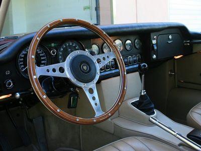 Jaguar E-Type 4.2 LITER 2+2 - <small></small> 80.000 € <small>TTC</small> - #22