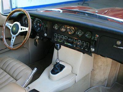 Jaguar E-Type 4.2 LITER 2+2 - <small></small> 80.000 € <small>TTC</small> - #23