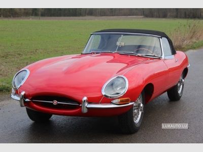 Jaguar E-Type Roadster 3.8 - <small></small> 220.000 € <small>TTC</small>