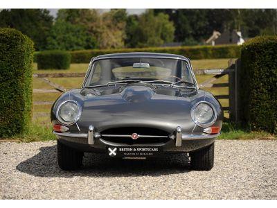Jaguar E-Type Série 1 FHC «Flatfloor» 1961 - <small></small> 159.500 € <small>TTC</small> - #2