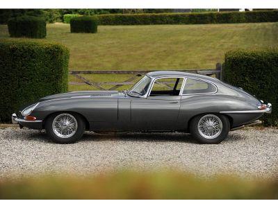 Jaguar E-Type Série 1 FHC «Flatfloor» 1961 - <small></small> 159.500 € <small>TTC</small> - #3