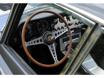 Jaguar E-Type Série 1 FHC «Flatfloor» 1961 - <small></small> 159.500 € <small>TTC</small> - #6