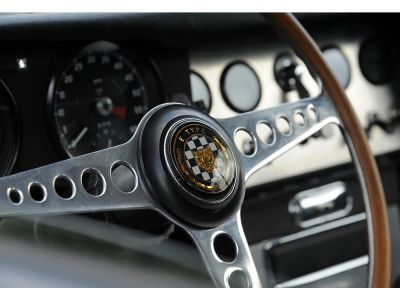 Jaguar E-Type Série 1 FHC «Flatfloor» 1961 - <small></small> 159.500 € <small>TTC</small> - #4