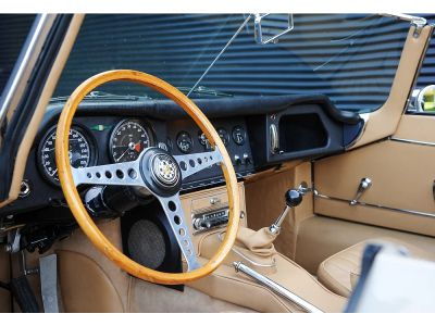 Jaguar E-Type Series 1 De 1965, Roadster De 4,2 Litres - <small></small> 159.000 € <small>TTC</small> - #7
