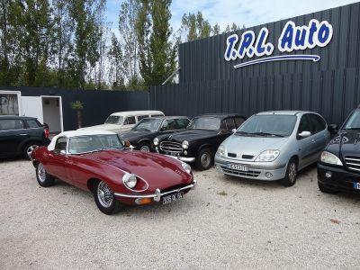 Jaguar E-Type TYPE E 4.2 CAB - <small></small> 85.600 € <small>TTC</small>