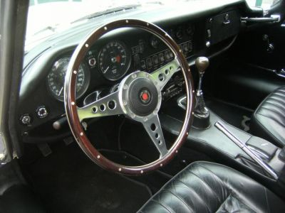 Jaguar E-Type TYPE E 4.2 L 2+2 SERIE 2 - <small></small> 59.900 € <small>TTC</small> - #13