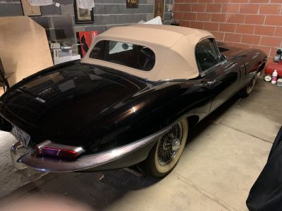 Jaguar E-Type Type E Cabriolet 1962 - <small></small> 140.000 € <small>TTC</small> - #3