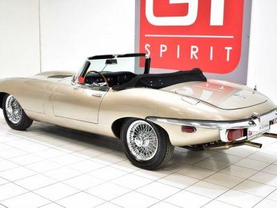 Jaguar E-Type Type E Cabriolet 4.2L - <small></small> 110.000 € <small>TTC</small>