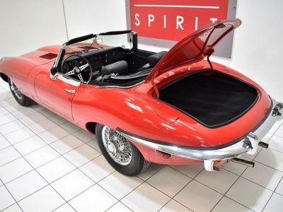Jaguar E-Type Type E Cabriolet 4.2L - <small></small> 99.500 € <small>TTC</small> - #16