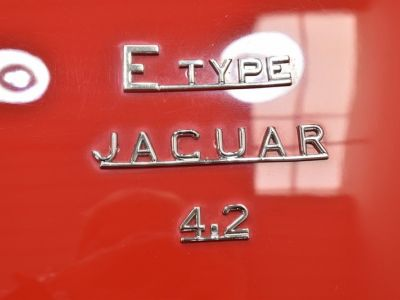 Jaguar E-Type Type E Cabriolet 4.2L - <small></small> 99.500 € <small>TTC</small> - #50