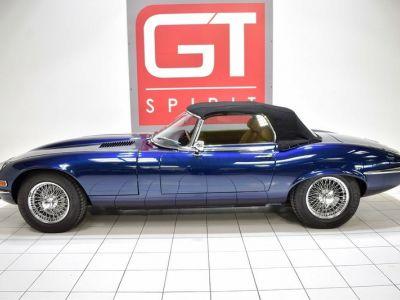 Jaguar E-Type Type E Cabriolet 5.3L V12 - <small></small> 99.500 € <small>TTC</small> - #3
