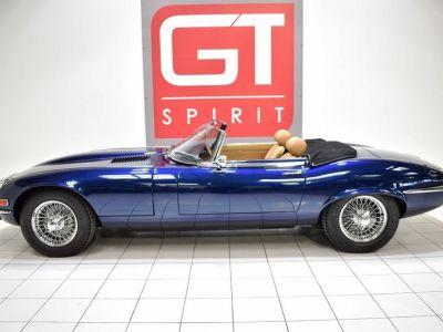 Jaguar E-Type Type E Cabriolet 5.3L V12 - <small></small> 99.500 € <small>TTC</small> - #4