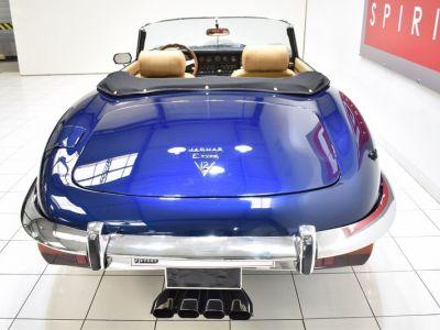 Jaguar E-Type Type E Cabriolet 5.3L V12 - <small></small> 99.500 € <small>TTC</small> - #6