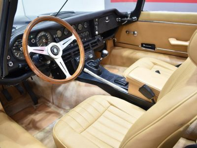 Jaguar E-Type Type E Cabriolet 5.3L V12 - <small></small> 99.500 € <small>TTC</small> - #7