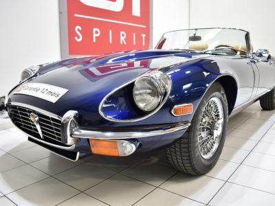 Jaguar E-Type Type E Cabriolet 5.3L V12 - <small></small> 99.500 € <small>TTC</small> - #12