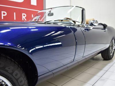 Jaguar E-Type Type E Cabriolet 5.3L V12 - <small></small> 99.500 € <small>TTC</small> - #13