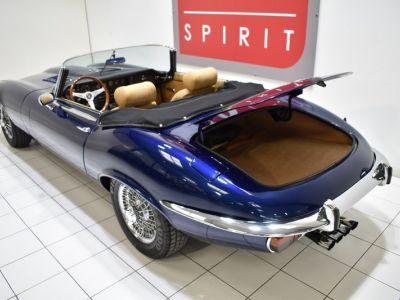 Jaguar E-Type Type E Cabriolet 5.3L V12 - <small></small> 99.500 € <small>TTC</small> - #16