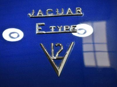 Jaguar E-Type Type E Cabriolet 5.3L V12 - <small></small> 99.500 € <small>TTC</small> - #50