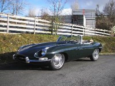Jaguar E-Type Type E Roadster 1968 - <small></small> 119.000 € <small>TTC</small> - #1