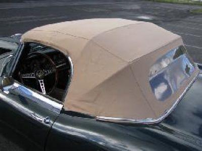 Jaguar E-Type Type E Roadster 1968 - <small></small> 119.000 € <small>TTC</small> - #15