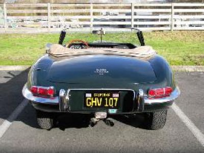 Jaguar E-Type Type E Roadster 1968 - <small></small> 119.000 € <small>TTC</small> - #17