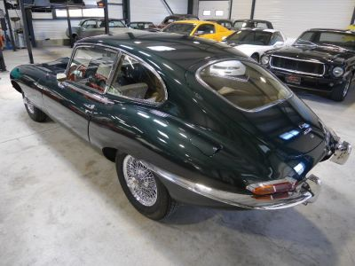 Jaguar E-Type TYPE E SERIE 1 2+2 TYPE E - <small></small> 85.000 € <small>TTC</small> - #7