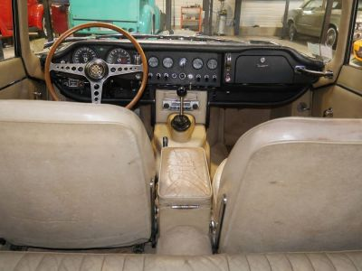 Jaguar E-Type TYPE E SERIE 1 2+2 TYPE E - <small></small> 85.000 € <small>TTC</small> - #12